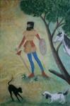 Obras de arte: America : Puerto_Rico : San_Juan_Puerto_Rico : GUAYANILLA : QUIJOTE