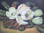 Obras de arte: America : Rep_Dominicana : Santiago : loma_de_cabrera : Magnolia