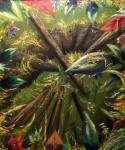 Obras de arte: America : Colombia : Distrito_Capital_de-Bogota : Bogota : naturaleza aerea