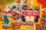 Obras de arte: Europa : España : Navarra : Pamplona_ciudad : Los 3 cerdicos