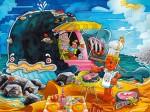 Obras de arte: Europa : España : Navarra : Pamplona_ciudad : Cheff Pinocho
