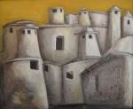 Obras de arte: Europa : España : Madrid : Valdemorillo : Chimeneas Blancas