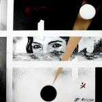 Obras de arte: Europa : España : Madrid : Boadilla_del_Monte : Mirada hacia oriente