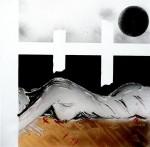 Obras de arte: Europa : España : Madrid : Boadilla_del_Monte : Mujer tumbada