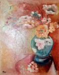 Obras de arte: Europa : España : Catalunya_Tarragona : Valls : flors d'estiu