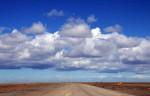 Obras de arte: America : Argentina : Rio__Negro : Cipolletti : Punta Loyola - Ruta 40