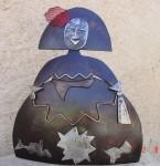 Obras de arte: Europa : España : Aragón_Huesca : Huesca : Menina 0