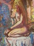 Obras de arte: America : Venezuela : Carabobo : san_diego : Eva de Ojos  Azules