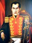 Obras de arte: America : Venezuela : Carabobo : san_diego : bolivar expresion de gala