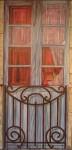 Obras de arte: Europa : España : Galicia_Orense : ourense : Balcon