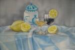Obras de arte: Europa : España : Andalucía_Granada : churriana : Vino y limones
