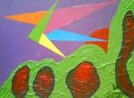 Obras de arte: Europa : Suiza : Ticino : Balerna : I fuigo terrano