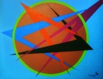 Obras de arte: Europa : Suiza : Ticino : Balerna : 4in1circul-JLA