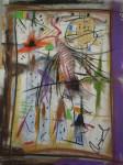 Obras de arte: Europa : España : Andalucía_Granada : Motril : Colorido Vuelo