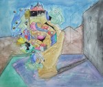 Obras de arte: Europa : España : Principado_de_Asturias : Gijón : Confusión imaginativa