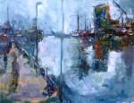 Obras de arte: Europa : España : Catalunya_Barcelona : sant_fost_de_campsentelles : puerto