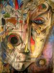 Obras de arte: Europa : España : Andalucía_Granada : Motril : Autorretrato