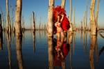 Obras de arte: America : Argentina : Cordoba : Rio_cuarto : Laguna roja