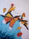 Obras de arte: America : Chile : Valparaiso : Valparaíso : pajaros