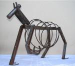 Obras de arte: America : Argentina : Buenos_Aires : Capital_Federal : 1 caballo ( c v )