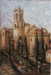 Obras de arte: Europa : España : Catalunya_Tarragona : Tarragona_Ciudad : CATEDRAL DE TARRAGONA