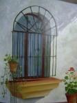 Obras de arte: Europa : España : Andalucía_Sevilla : Dos_Hermanas : ventana
