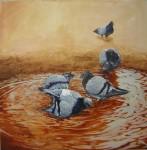 Obras de arte: Europa : España : Castilla_La_Mancha_Toledo : QUINTANAR : EL BAÑO