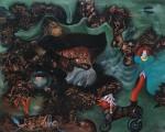 Obras de arte: America : Argentina : Buenos_Aires : Capital_Federal : El jard�n del lic�ntropo
