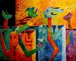 Obras de arte: America : Bolivia : Cochabamba : Cochabamba_ciudad : Invación cibernética 3