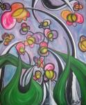 Obras de arte: Europa : España : Galicia_Pontevedra : vigo : =)=)Flores oscuras.