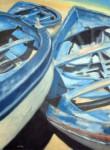 Obras de arte: Europa : España : Galicia_Pontevedra : vigo : Barcas