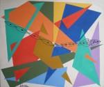 Obras de arte: Europa : España : Andalucía_Jaén : Jaen_ciudad : Intromisión triangular