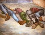 Obras de arte: America : México : Quintana_Roo : cancun : Vagabundos: Por Maria Antonieta Barcenas MEX