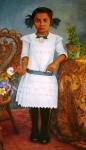 Obras de arte: America : México : Quintana_Roo : cancun : Niña antigua: Por Maria Antonieta Barcenas