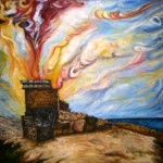 Obras de arte: America : México : Quintana_Roo : cancun : Isla Mujeres: por Maria Antonieta Barcenas