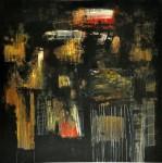 Obras de arte: America : Cuba : Ciudad_de_La_Habana : Marianao : la noche