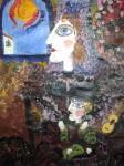 Obras de arte: Europa : España : Valencia : Xativa : MADRE E HIJO