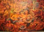Obras de arte: America : Colombia : Antioquia : Medellin_ciudad : CARIBE