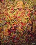 Obras de arte: America : Colombia : Antioquia : Medellin_ciudad : ARLEQUINES