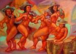 Obras de arte: America : Colombia : Antioquia : Medellin_ciudad : CHIRIMIA