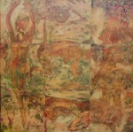 Obras de arte: Europa : España : Catalunya_Barcelona : Sant_Esteve_de_Palautordera : Femme-elles