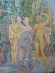 Obras de arte: America : Colombia : Antioquia : Medellin_ciudad : ETNIA 1