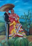 Obras de arte: America : M�xico : Jalisco : Guadalajara : Mi Tierra