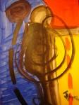 Obras de arte: America : Colombia : Risaralda : Pereira_ciudad : Abstraccion para un cuerpo II