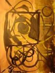 Obras de arte: America : Colombia : Risaralda : Pereira_ciudad : Abstraccion lirica para un cuerpo IV