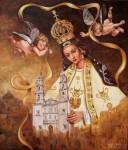 Obras de arte: America : México : Jalisco : Guadalajara : Un trabajo Hecho Oraciòn