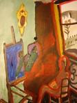 Obras de arte: America : Colombia : Risaralda : Pereira_ciudad : Matisse en el taller