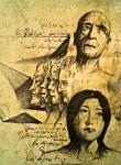 Obras de arte: America : México : Veracruz-Llave : POZA_RICA_ : ROSTROS EN EL TIEMPO