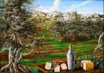 Obras de arte: Europa : Italia : Sicilia : catania : Uliveto sotto i Climiti