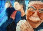 Obras de arte: America : México : Chiapas : Tuxtla : discriminacion
